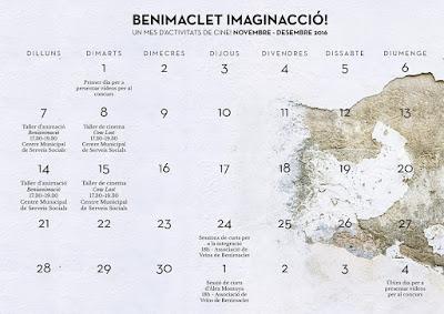 Calendario  Benimaclet Imaginacció