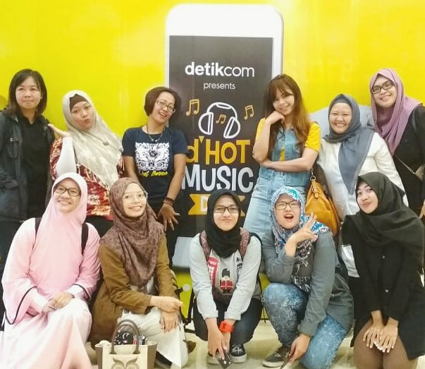 d'HOT Music Day 2018