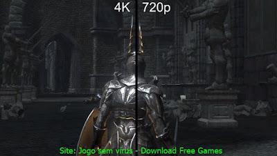 img Comparação 4k Emulador de ps3 RPCS3 Site Jogo Sem Vírus