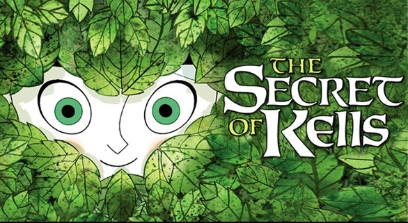 el libro secreto de Kells