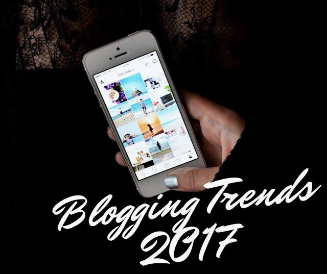 блогерские тренды 2017