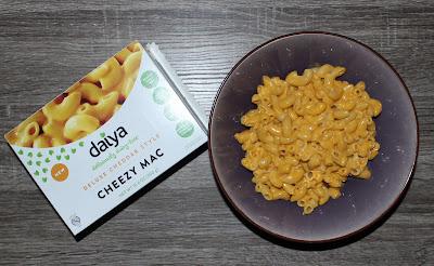 Daiya Deluxe Cheddar Style Cheezy Mac