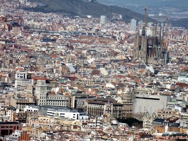 cuál es el mejor mirador de Barcelona