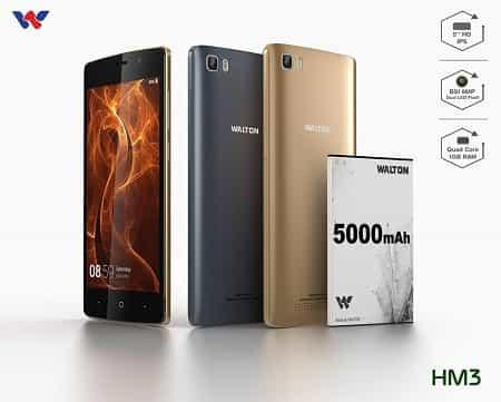 Walton Primo HM3 Smartphone