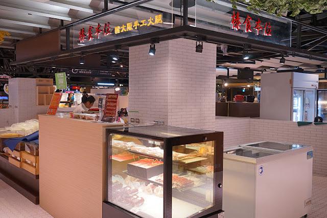 DSC04085 - 台中第六市場試營運現場直擊│全台第一個開在百貨公司的傳統菜市場將於9/21正式開幕