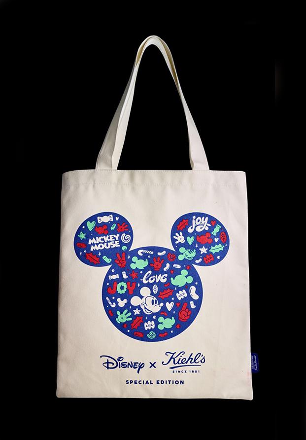 Esta Navidad regala Mickey Mouse x Kielh´s + diseña tu propia tote bag