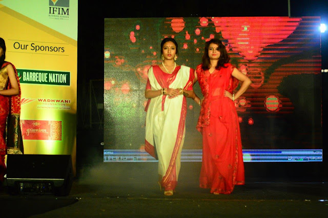 Ramp walk at NAMAN 2017