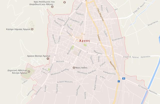 21 κυκλοφοριακές αλλαγές έρχονται στο Άργος (αναλυτικές οδηγίες)