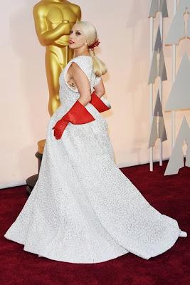 Lady Gaga Oscars 2015