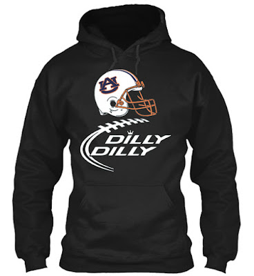 Dilly Dilly Auburn Hoodie
