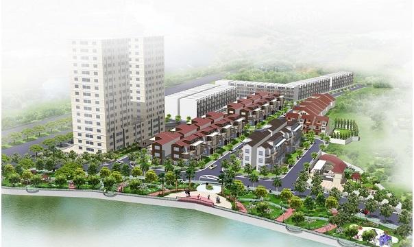 dự án thới an city