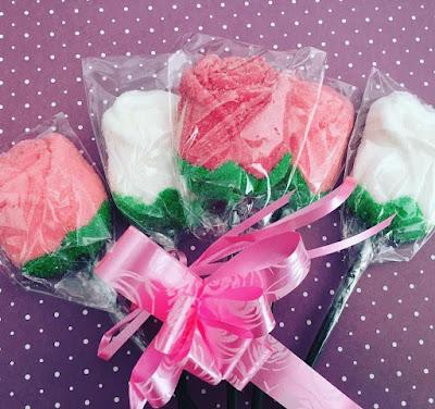 rosas por san valentin