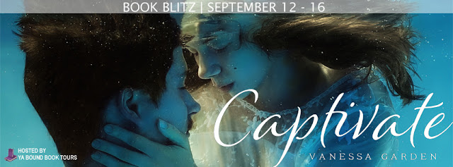 Book Blitz – Captivate