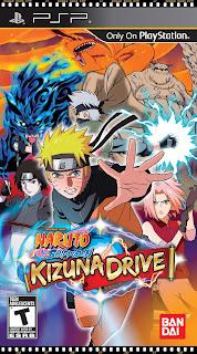 Naruto Shippuden Kizuna Drive ISO