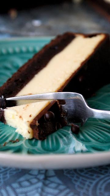 sernik,brownie,łatwy sernik,proste ciasto na niedzielę,z kuchni do kuchni,najlepszy blog kulinarny,ciasta na imprezę, ciasta na imieniny