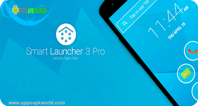 Smart Launcher Pro 3 v3.21.14 Patched APK