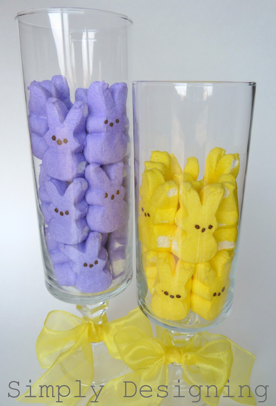 Easter Decorating Ideas Using Peeps