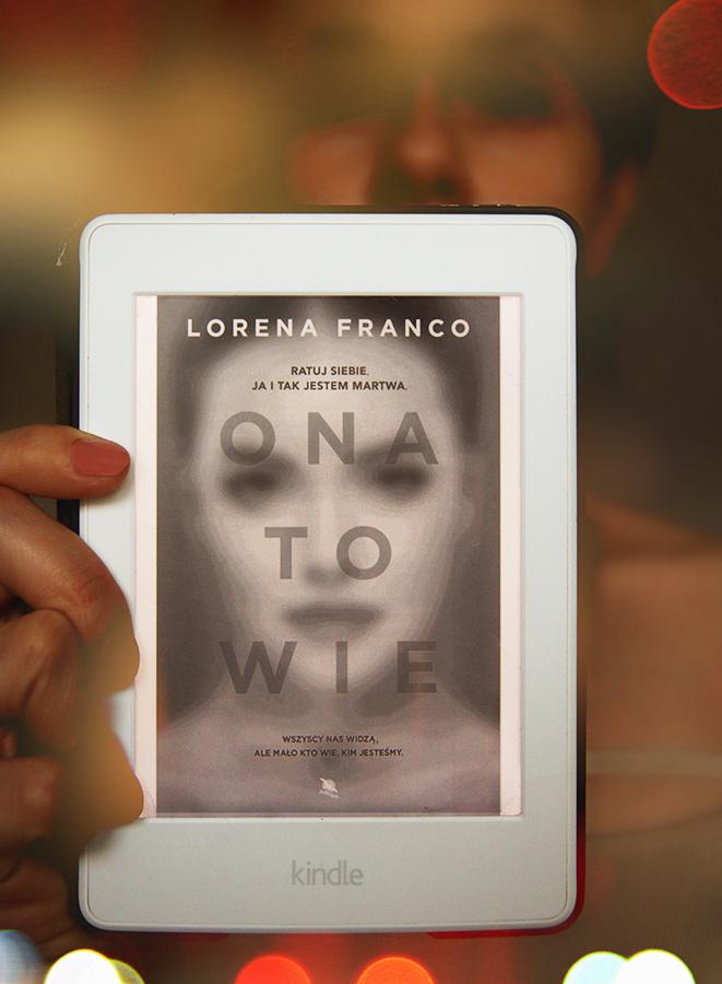 #6 Ona to wie - Lorena Franco