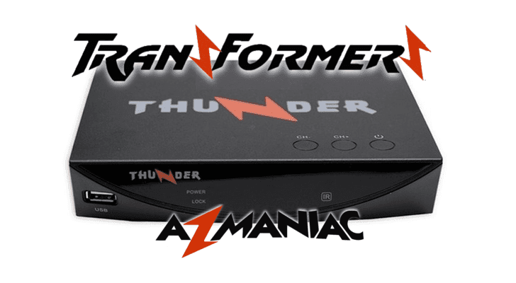 Thunder Transformado