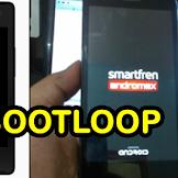 Cara Mengatasi Andromax ES Hanya Tampil Logo Smartfren atau Bootloop