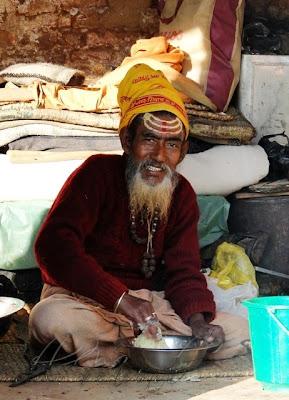 Sadhus de Nepal