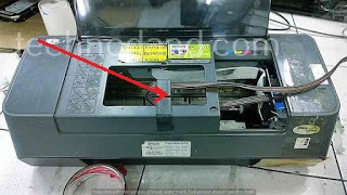 Cara Pasang Infus Catridge Printer Epson C90 Anti General Error