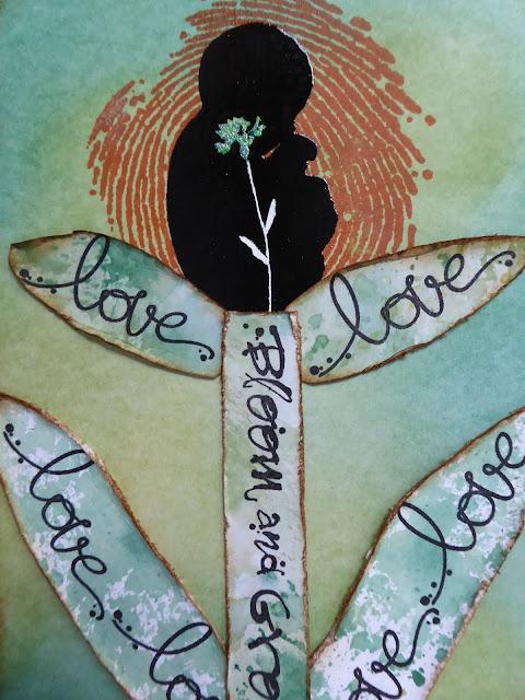 Baby stamp - Jane Tyrrell