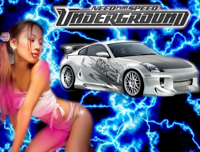 Download NEED FOR SPEED UNDERGROUND 1 PC Game Full Version Free
