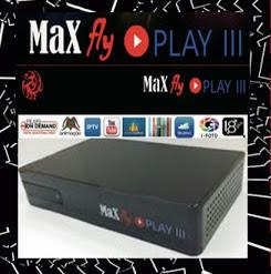 NOVA ATUALIZACAO MAXFLY PLAY lll V 1.008