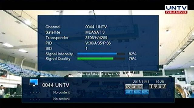 Cara Menggabungkan Satelit Measat 3/3a Dengan Thaicom 5/6