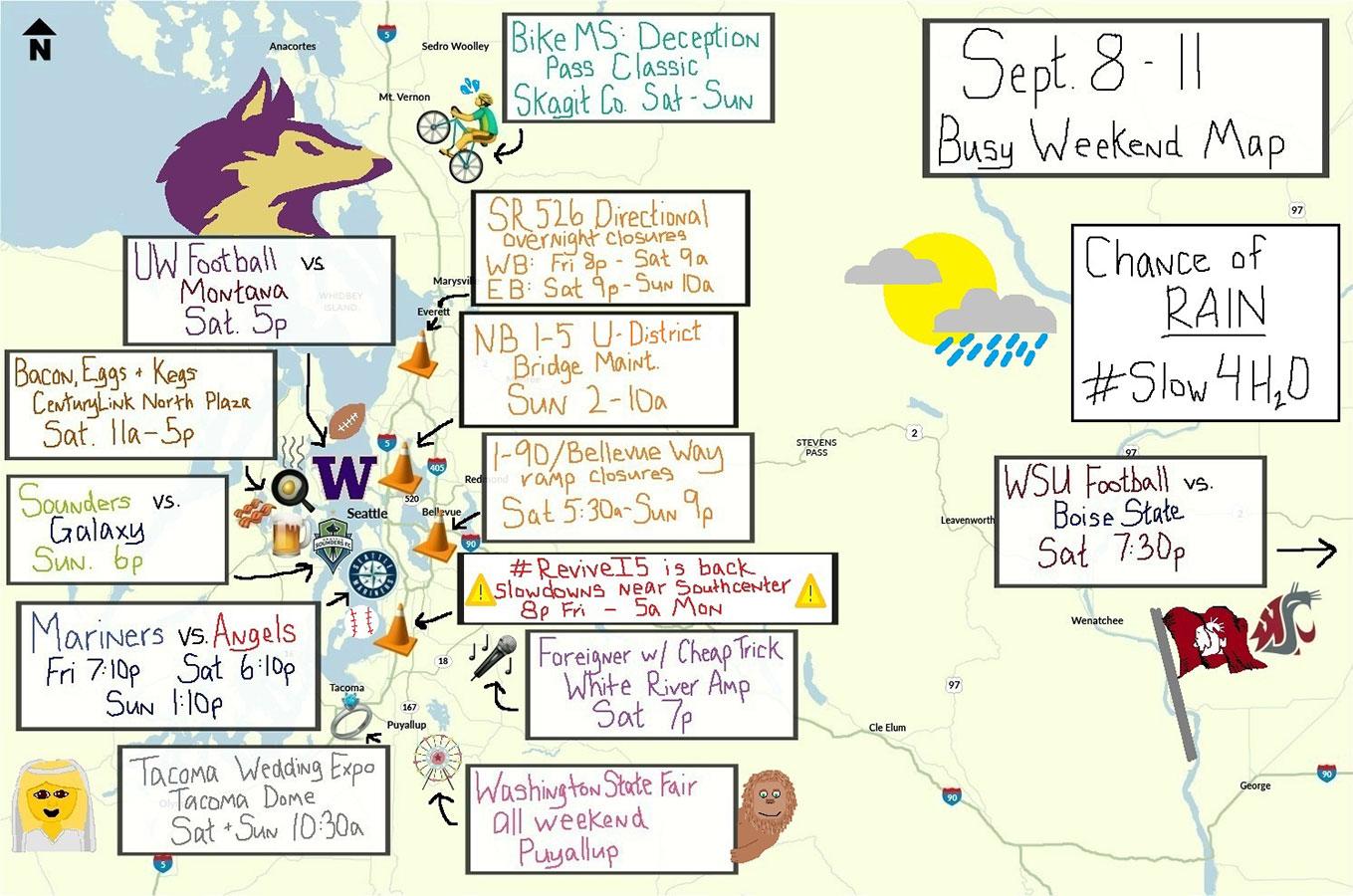 I5 Traffic Map.The Wsdot Blog Washington State Department Of Transportation