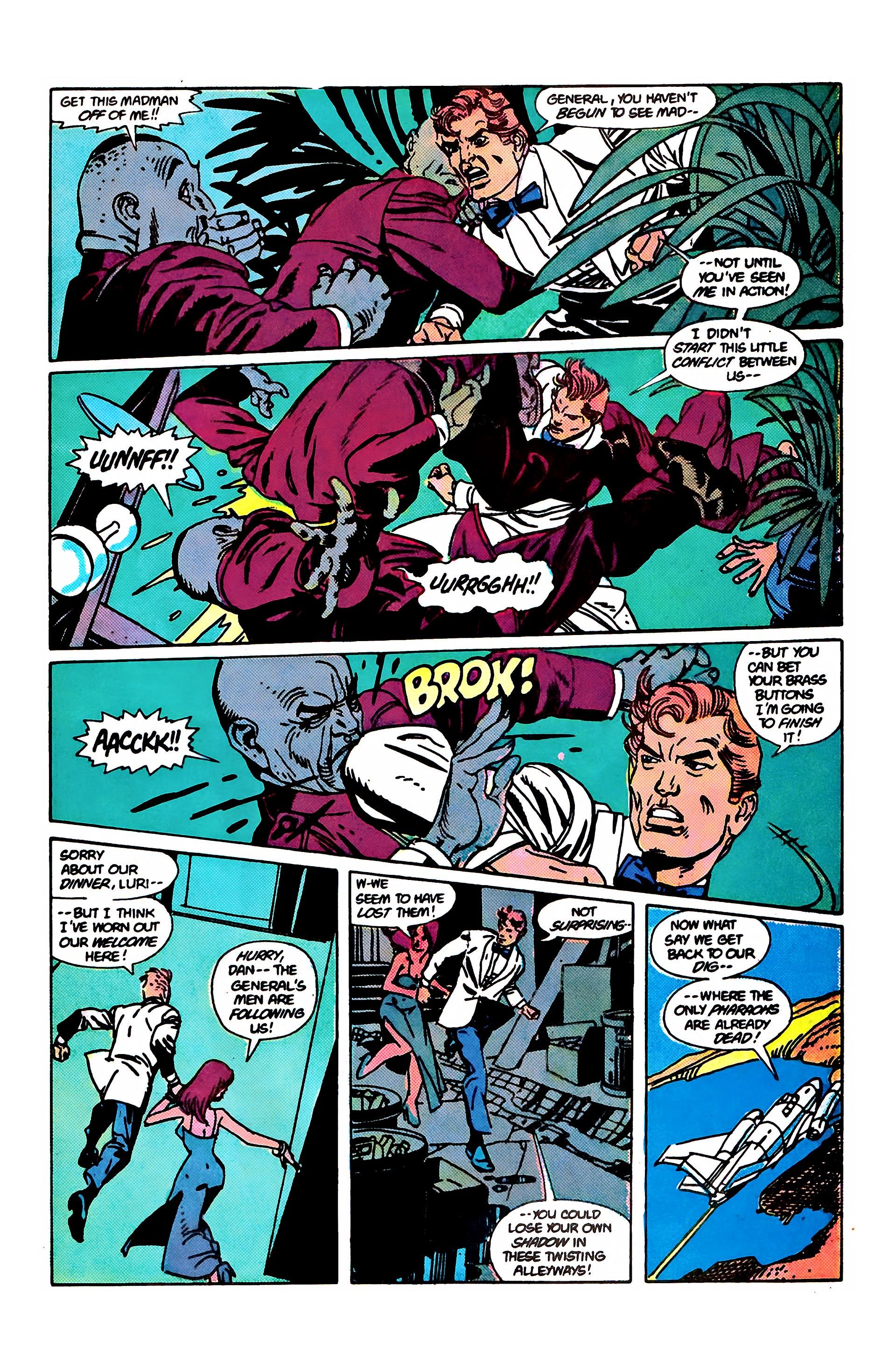 Read online Secret Origins (1986) comic -  Issue #2 - 9