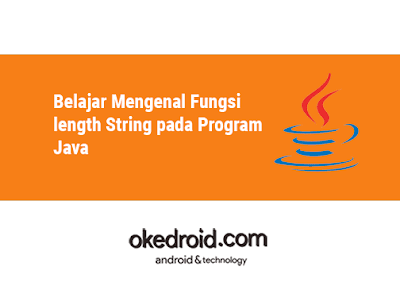 Contoh Program Method Fungsi length() Pada Java