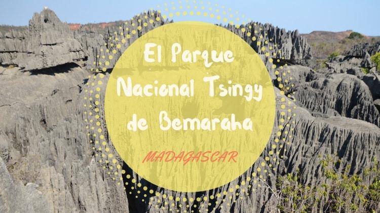 parque nacional tsingy de bemaraha madagascar
