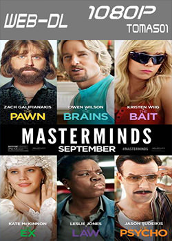 De-Mentes maestras (2016) WEB-DL 1080p