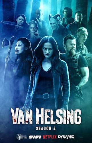 Van Helsing Temporada 4 (HDTV 720p Ingles Subtitulada)