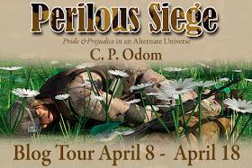 Perilous Siege by C P Odom - Blog Tour