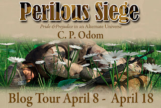 Perilous Siege by C P Odom - Blog Tour