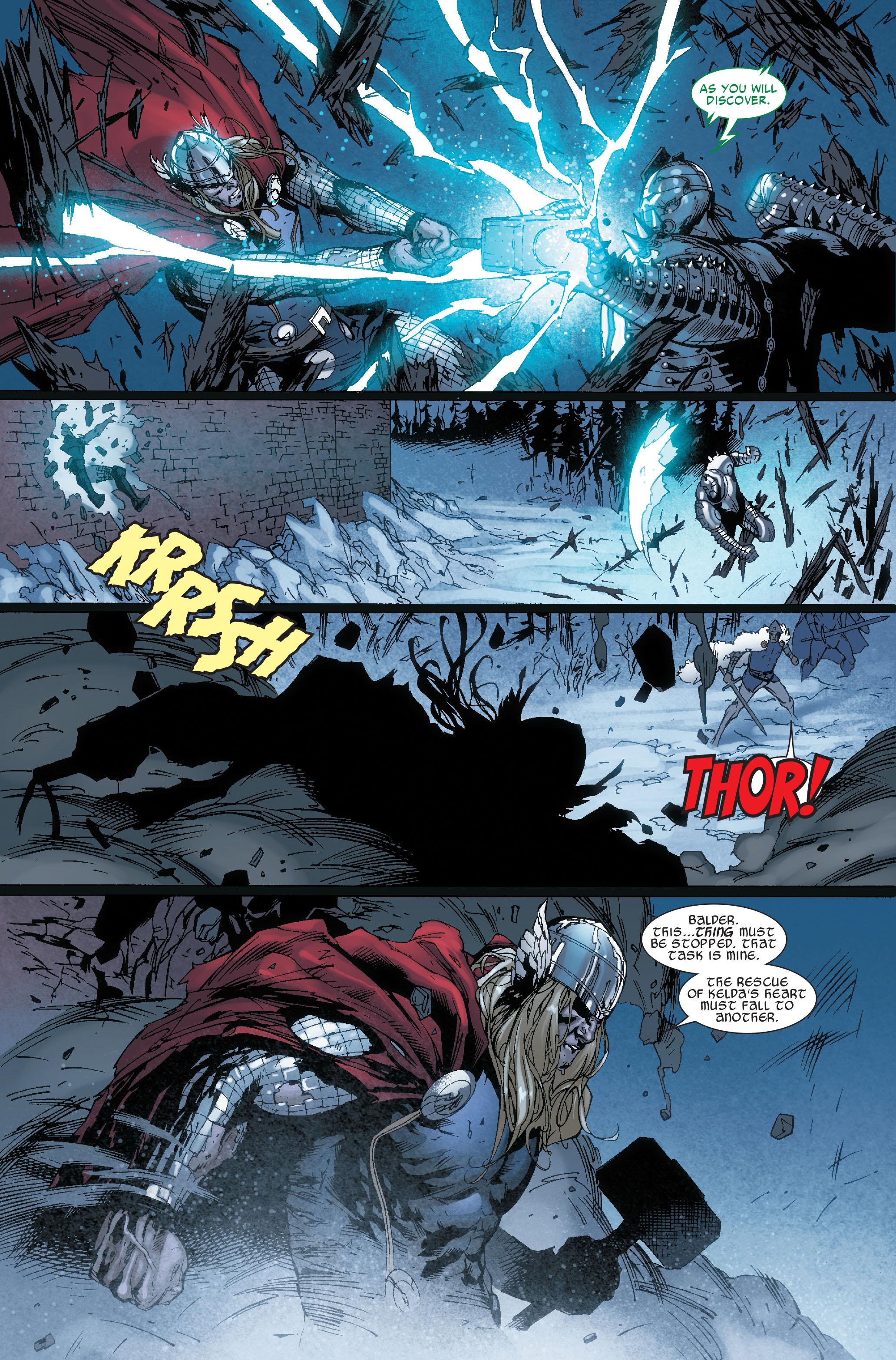 Thor (2007) Issue #606 #19 - English 6