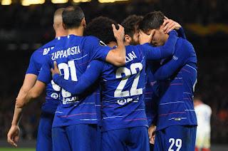 مشاهدة مباراة تشيلسي وباوك سالونيكا اليوم بث مباشر  اليوم 29/11/2018   الدوري الأوروبي Chelsea vs PAOK live