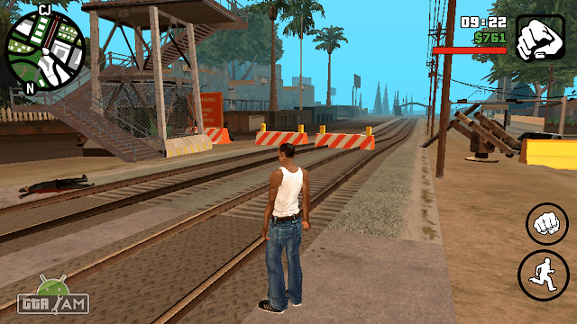 road blocker mod gta san andreas android