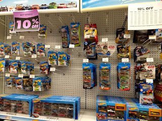 Toys R Us Bankruptcy Store Closing Sale hot wheels