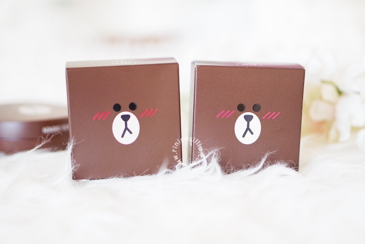 MISSHA X LINE FRIENDS TENSION BLUSHER