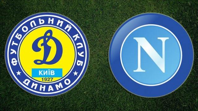 Champions league Dinamo Kiev Napoli probabili formazioni