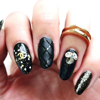 Fierce Fashion Nails