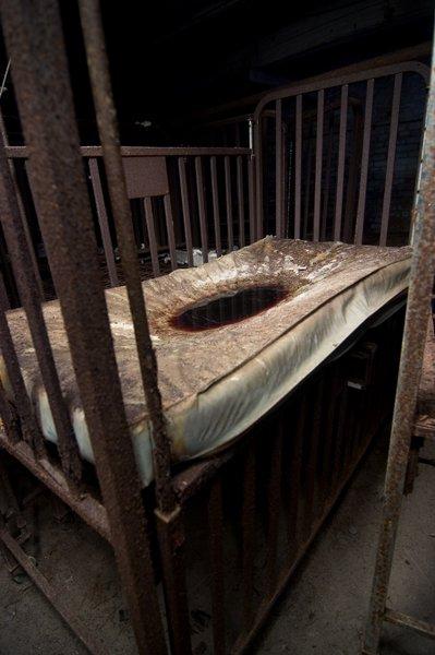 Ozmantic Bates Insane Asylum Photos