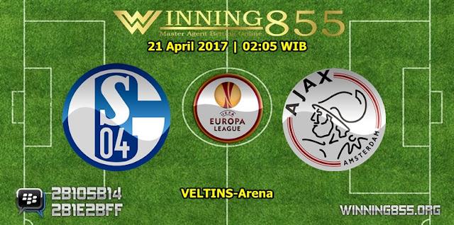 Prediksi Skor Schalke vs Ajax 21 April 2017