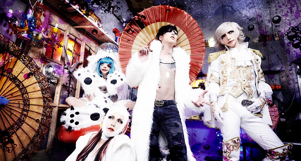 Visual Kei & J-Rock Forever: ☄♪ MEJIBRAY release new live