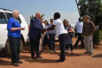 UVRI plague program hosts high powered US delegation in Arua