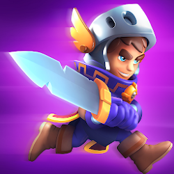 Even though at get-go it mightiness non appear similar it Nonstop Knight v2.9.2 Apk Mod (Unlimited Money/Coins, Gems, Token)